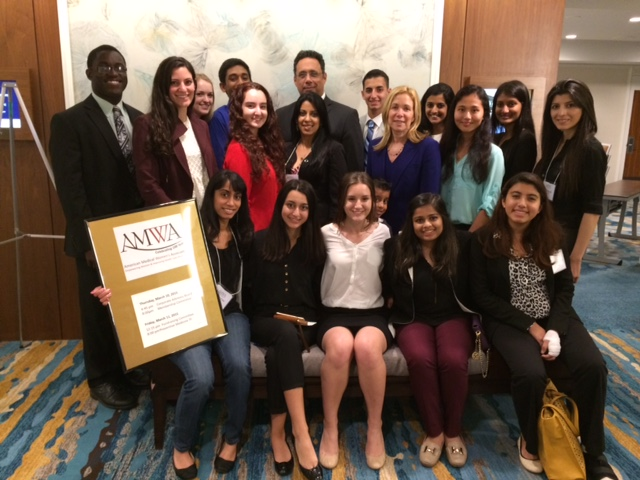 Preventive Medicine Task Force at AMWA's 101st Annual Meeting in Miami, Florida