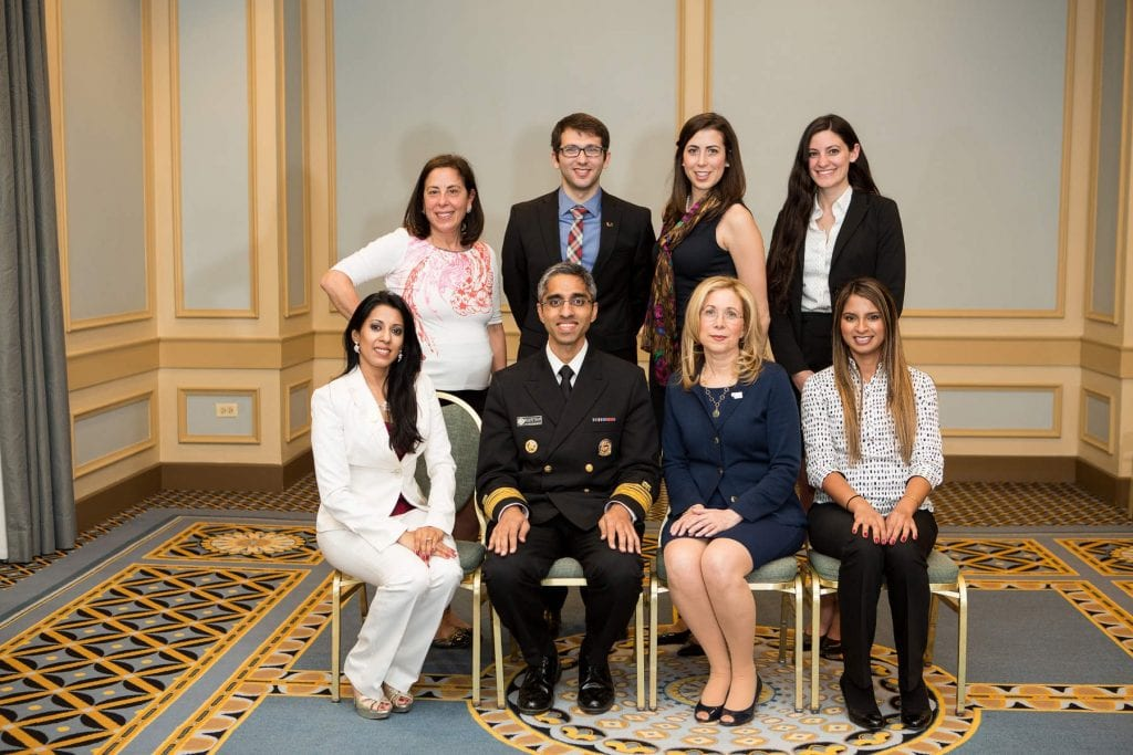 Preventive Medicine Task Force with Surgeon General Dr. Vivek Murthy at AMWA centennial