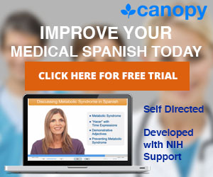 canopy medical spanish TRAINING- small