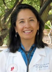 Ana Maria López, MD, MPH, FACP