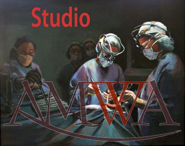 Studio AMWA logo