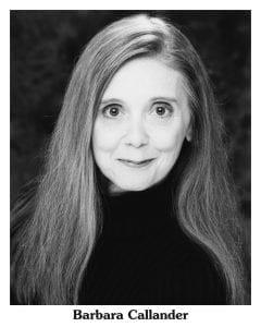 Barbara Callandar