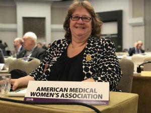 Roberta Gebhard AMA 2019