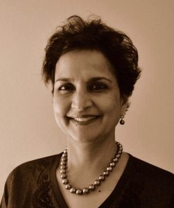 Shobha Krishnan, MD Founder and President Global Initiative Against HPV and Cervical Cancer