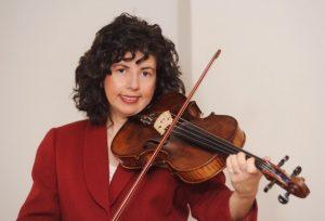 Mary Rorro, DO, celebrates medicine through music.