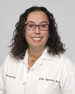Dr. Abby Spencer is a mentorship leader with the American Medical Women's Association