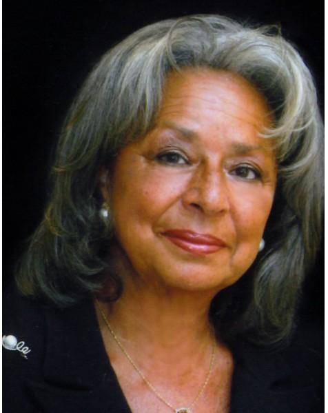 Dr. Vivian Pinn, a pioneering woman in medicine.